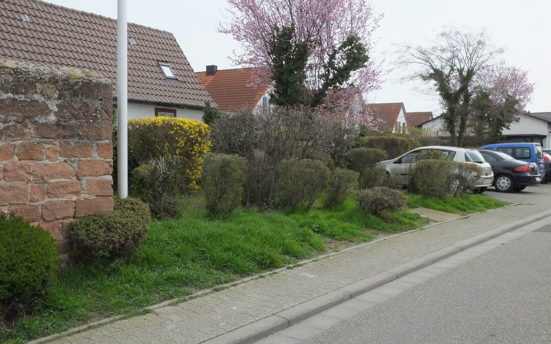 Öffentlicher Parkraum für den Ortskern